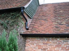 Clay peg tiles - Roofing in Sheet Hampshire