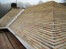 Roof preparation - Roofing Haslemere